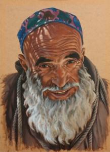 Afghan 50x70