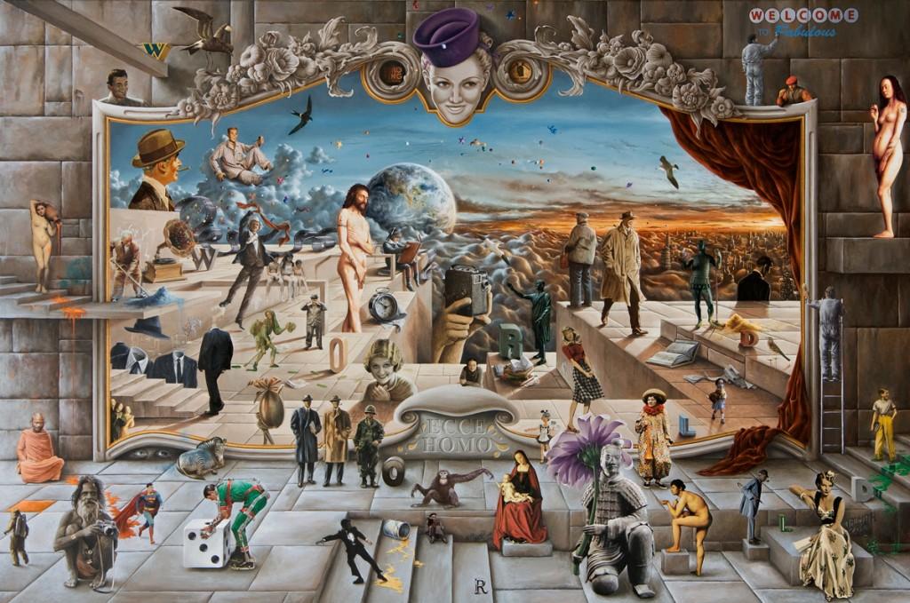 Ecce Homo - 146x97 – 2013
